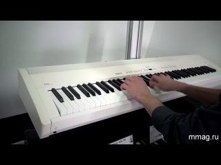 mmag.ru_ цифровое фортепиано KAWAI ES6 - видео обзор  [ Содружество звукорежиссеров (ищите в поиске) ]