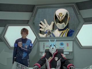 Tokusō Sentai Dekaranger: Fun Corner (6 of 12)