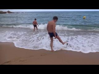 Лучший пляж в Ллорет де Мар - Santa Cristina - Lloret de Mar
