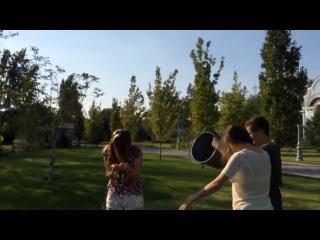 Родина Порошенків прийняла виклик IceBucketChallenge