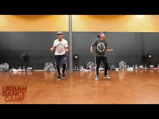 Keone & mariel madrid -- 'happy' by c2c (choreography) -- urban dance camp
