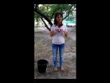 Ice Bucket Challenge від Олександри Стрельської) Наступні : Влад Остапенко, Олег Василенко та Артем Козир