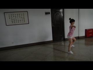 Тайчи по-жестче) Ляонинский университет. Шеньян (Китай)