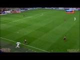 Гол Гарета Бейла в ворота Барселоны 59.1 метра за 7.04 секунды. Скорость футболиста составляла чуть больше 34 км/ч! лучший результат в истории футбола по скорости ! и это на 85-й минуте матча!