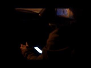 Ночной лёт на авто по КАД.
