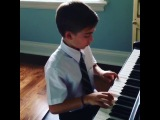After school piano sessions😜