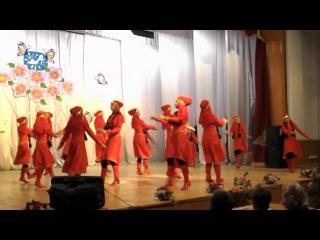 Кабардинский танец.