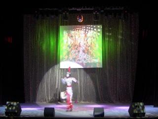 12 - Хорезмский танец - Захарчук Мария - Огоньки надежды - Отчетный концерт 2014