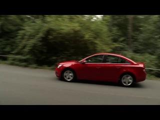 Обзор Шевроле Круз ( Chevrolet Cruze ) 2014