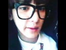 [INSTAGRAM] 140507 EXO's Chanyeol  @ 고등학생으로변신!! #교복
