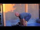 Тренировки мышц спины от Дениса Семенихина
