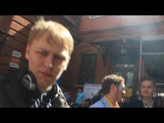 Неудачная попытка взять видеоинтервью у Нефедова, его менеджер комерс конченный.