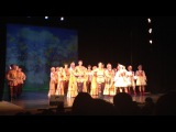 Отчетный концерт БГУ