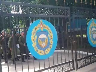 ДМБ 2014 призыв 1. 13  137 полк ВДВ