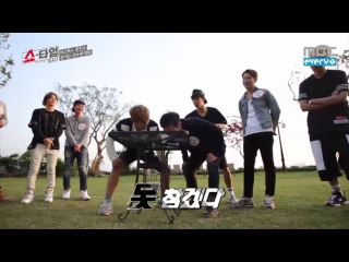 [SHOW] 12.06.2014 MBCevery1 SHOWTIME - Burning the BEAST, Ep.7 - Paper Game