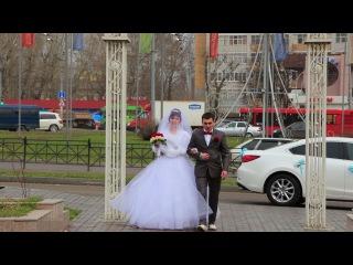 Свадебный клип Искандер & Анастасия ( HD 1280*720 by