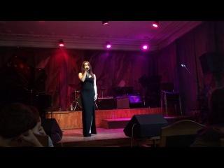 Таня Степанова (Валерия-Я тебя отпустила) Экзамен по вокалу