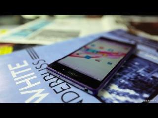 Полные обзоры Sony Xperia Z,Z1,Z2