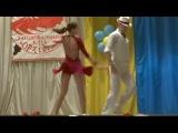 Аргентинське танго - Рози танець на державний екзамен