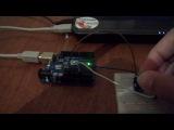 Регулировка частоты мигания светодиода с помощью потенциометра