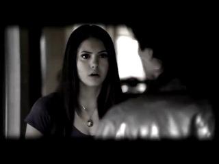 Елена,Изабель,Деймон Я тоже его люблю...