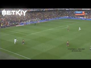 Решающий гол Бейла против Барсы. Gareth Bale super goal