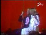 Claude Francois et Jodie Foster chantent