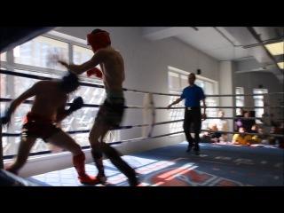 Алексей Тараканов второй раунд