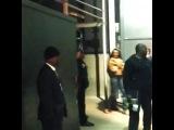 Рианна и Мелисса покидают Bar Clays. Нью-Йорк