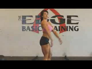 Female Bodybuilding and Fitness Motivati