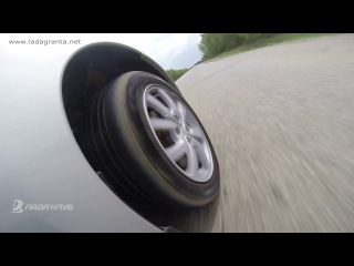 LADA Granta Liftback тест-драйв автомобилей с АКПП и МКПП. Лада Гранта лифтбек в Ижевске