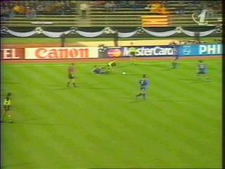 Финал Лиги Чемпионов 1996 1997 Боруссия Дортмунд Ювентус Сокращенная версия