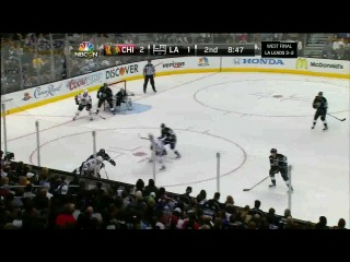 NHL '14, SC WC Round 3, game 6: Chicago Blackhawks vs Los Angeles Kings [30.05.2014]