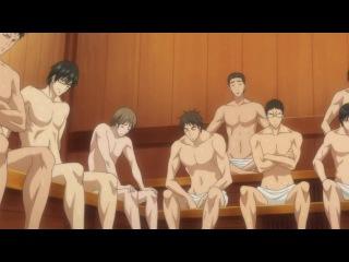 Прикол из аниме Kuroko no basket/Баскетбол Куроко-Выдержка