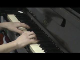 Steelheart-She's gone(piano cover)