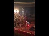 Храм Рождества Пресвятой Богородицы с. Верхнее Мячково. Единородный Сыне Христова Пасха 2014