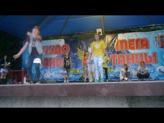Чудо аква Мега Танцы 2014 Взрослые женщины ОК