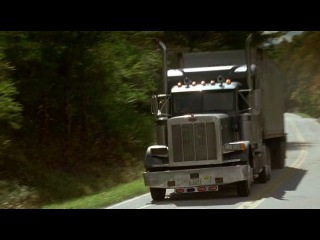 Про водителя грузовика Патрик Суэйзи