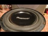Pioneer ts-WX303