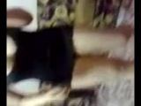 Egyptian dance naked without underwear at home - +18 - for adults only