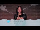 Кортни Кокс читает злобный твит о себе