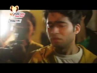 Промо сериала Pyaar Tune Kya Kiya (с участием Шраддхи и Сидхарта)