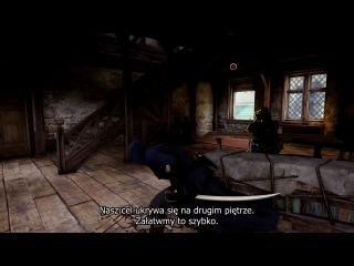 Assassin's Creed Unity Oficialne Demo z E3 2014 prezentujące tryb dla pojedyczego gracza [PL]