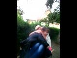 Как правильно отдыхать в парке) пхах) (Марина , Лена, Асоль)