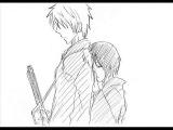 【手書き】朝菊で『バーモント・キッス』【腐向けAPH】 - Niconico VideoGINZA