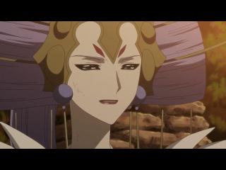 Tsubasa: Reservoir Chronicle TV-2 / Tsubasa Chronicle 2nd Series / Хроника Крыльев ТВ-2 - 2 сезон 19 серия [Suzaku]