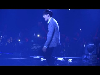 [FANCAM] 140524 EXO - Thunder (Lay focus) @ EXO FROM EXOPLANET #1 – THE LOST PLANET – in HONGKONG