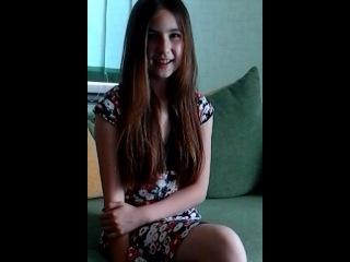 Как делает русская и татарская девочка