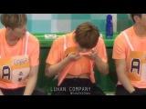 [FANCAM] 140526 EXO's Luhan & Xiumin: Idol Star Athletics Championship @ Luhan focus (1)