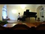 Nikitenko Artem performs The IInd Prokofiev's Concerto